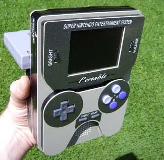 Ben Heck Portable