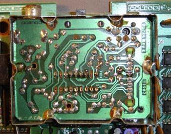 Stock Coleco RF board - ha!