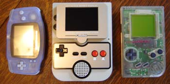 """Portable Nintendos Through The Ages"""
