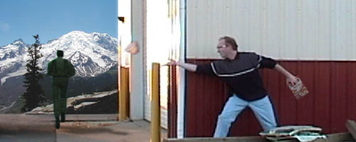 Rice Tossing - New at the 2004 Olympic Games