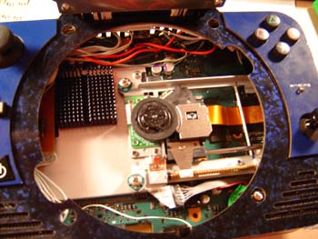 See, um, the heatsink gets cooled by the disc spinning... Yeah!