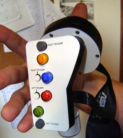 Single-handed Xbox 360 Controller Revision 2 – Right Hand