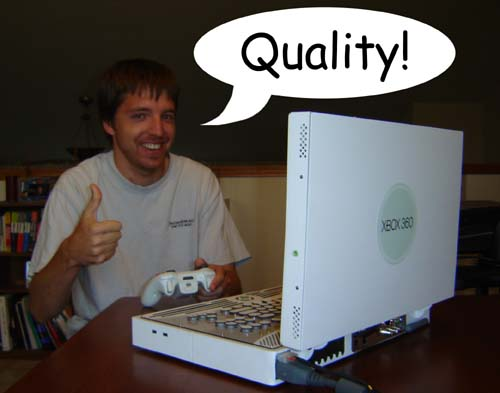 "Quality... NOT ""quaility"""