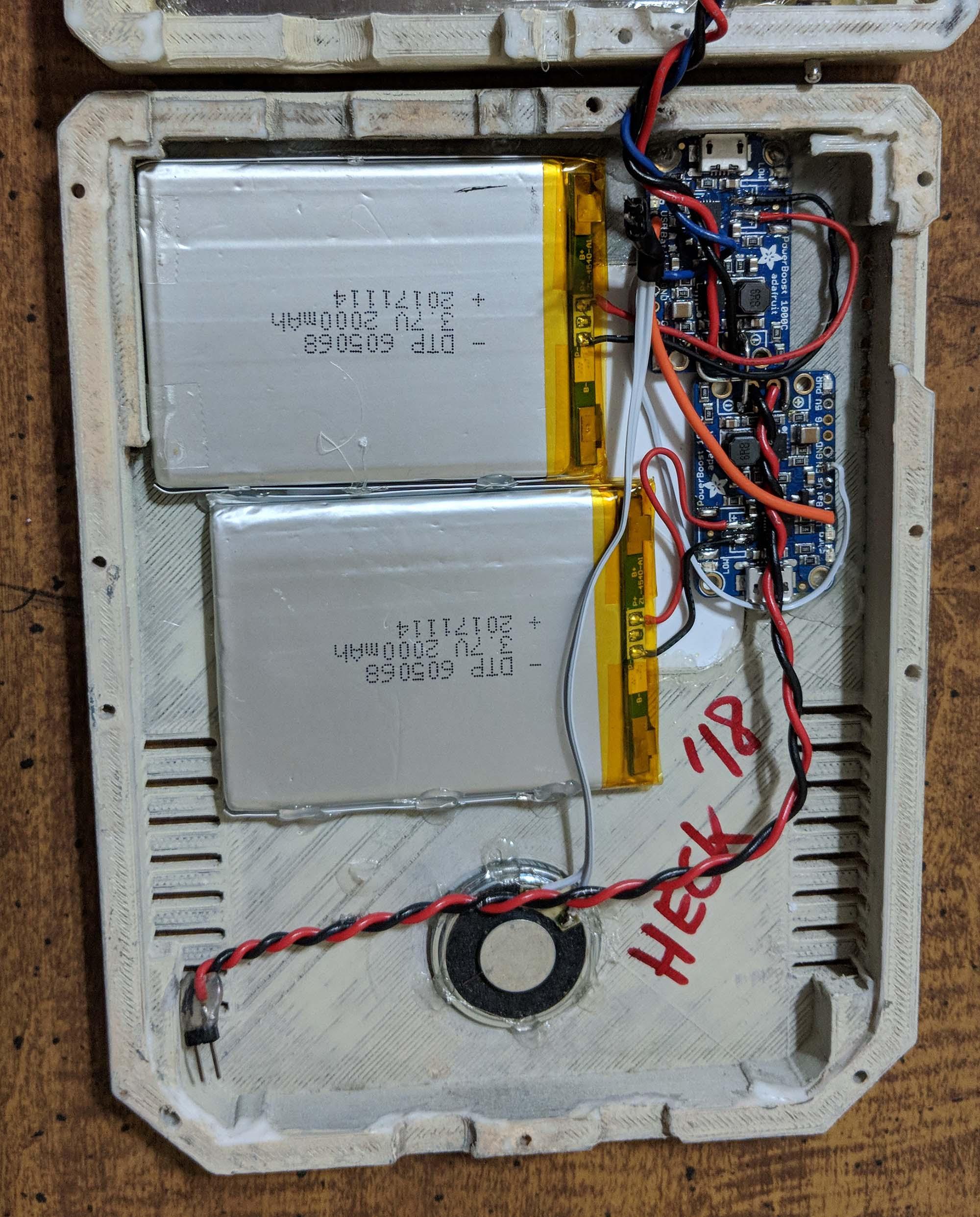 Atari 800 Handheld   Web Portal for Benjamin J Heckendorn
