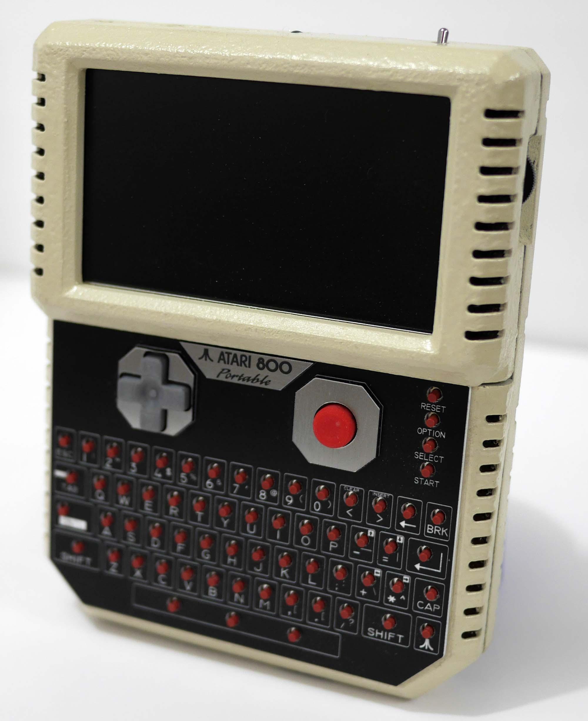 Start Select Option and Reset Buttons Atari 800 Parts